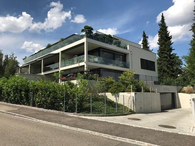 Neubau EFH - Rothrist